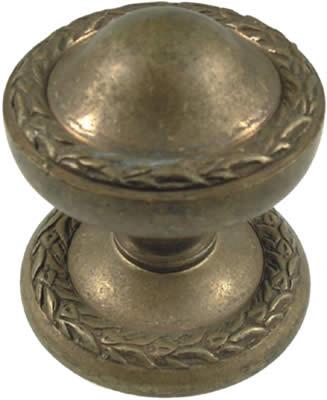 Deurknop Brons Antiek.Deurknop Brons Antiek O 74mm 25 0409 45 De Vliegende