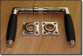Deurkruk Ton Model.Deurbeslag Deurkrukken Deurklinken Deurknoppen De Vliegende
